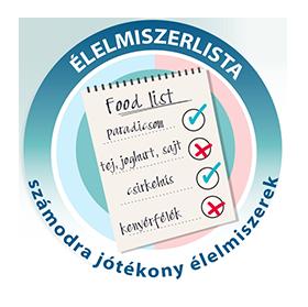 Élelmiszerlista