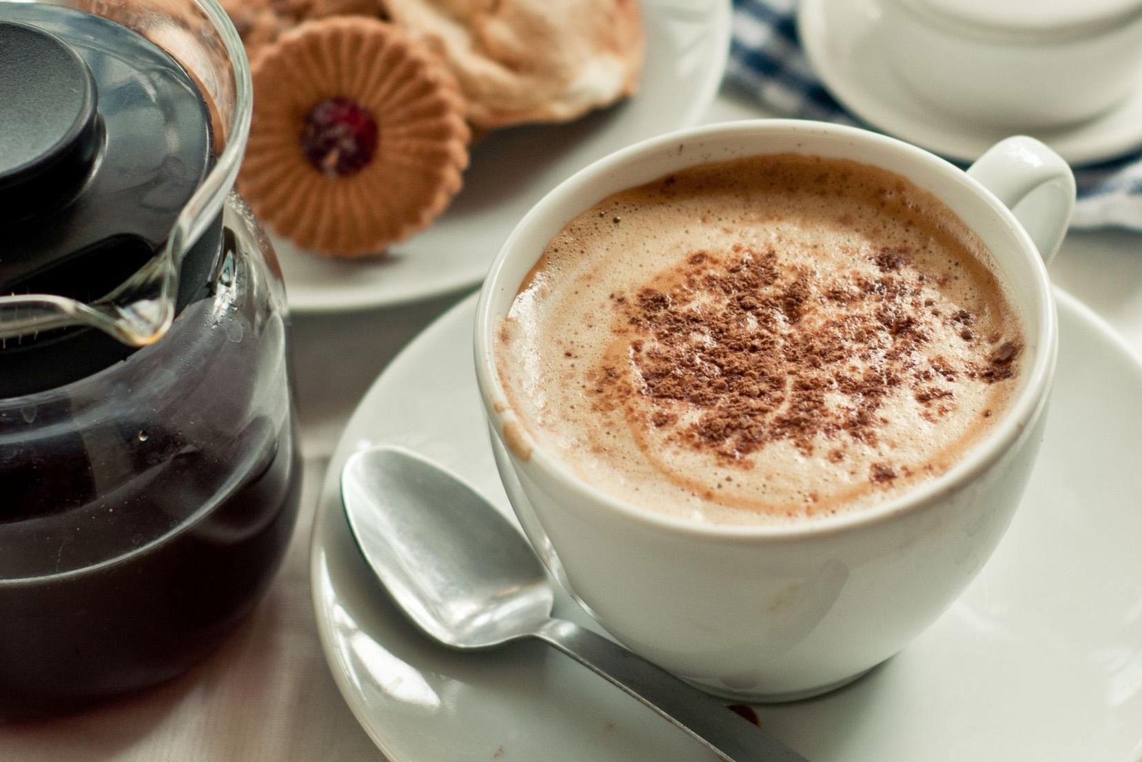 gyors fogyás kávéval