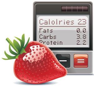 Étkezési napló és kalóriaszámolás