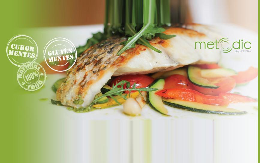 Edd magad karcsúra! Csúcsminőségű fogások a Te anyagcseretípusodra szabva: Megújult a Metodic Food