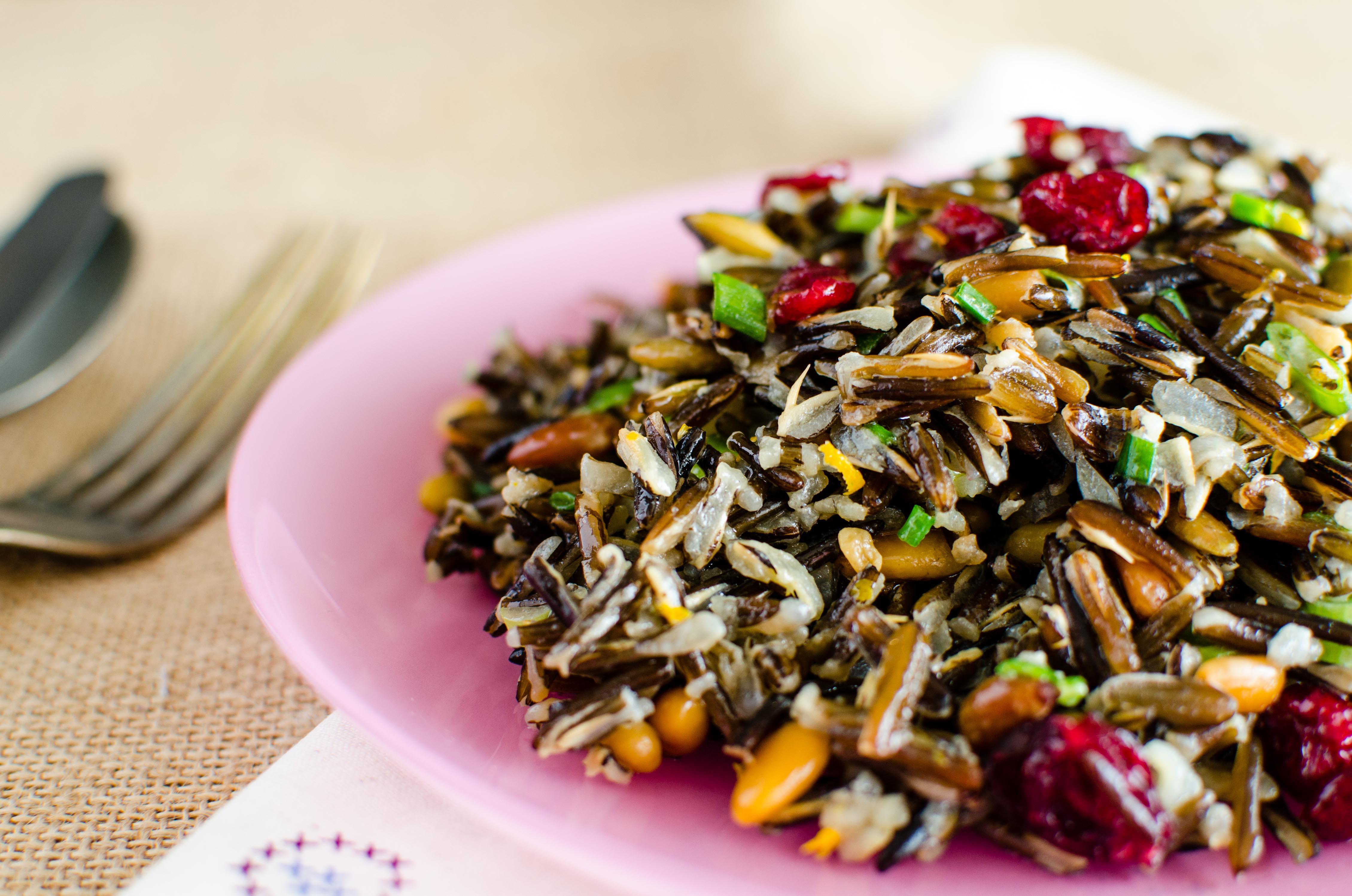A legjobb gluténmentes és diétás köretek 5. rész – rizs, ami mégsem az